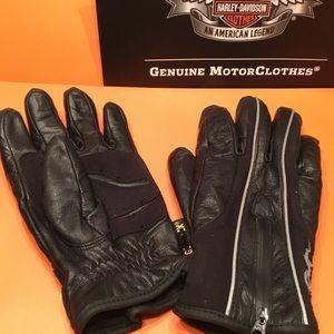 Harley Davidson Riding gloves small